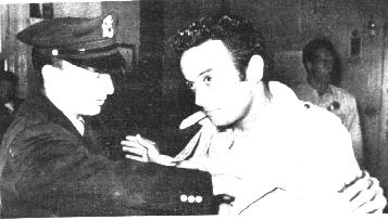 Lenny Bruce Arrested in 1961