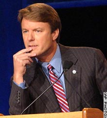 John Edwards Fights On