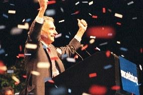 Nader in 2000