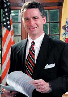 James McGreevey