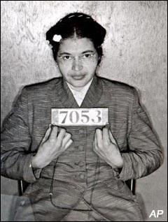 Rosa Louise Parks
