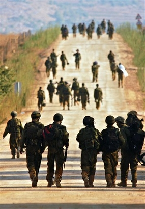 IDF in Lebanon