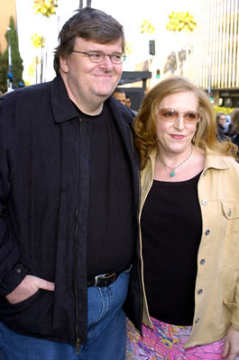 Kathleen Glynn & Michael Moore