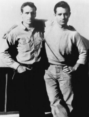 Cassady & Kerouac