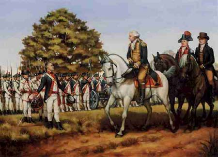 Washington & Whiskey Rebellion