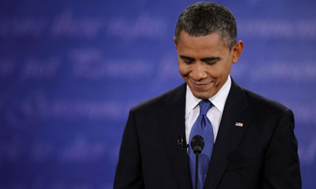 Obama Slumber