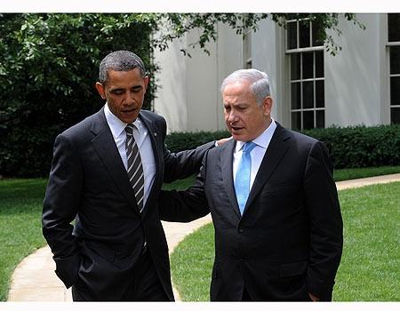 Obama & Netanyahu