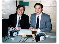 jc and Rob Astorino - 1991