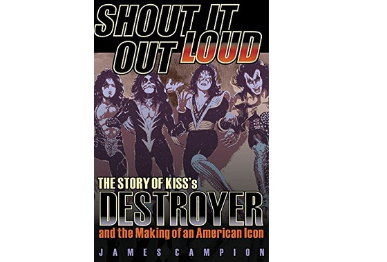Shout It Out Loud! On Sale Now!