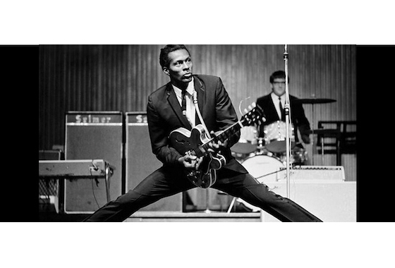 "CHARLES EDWARD ANDERSON ""CHUCK"" BERRY – 1926 – 2017"