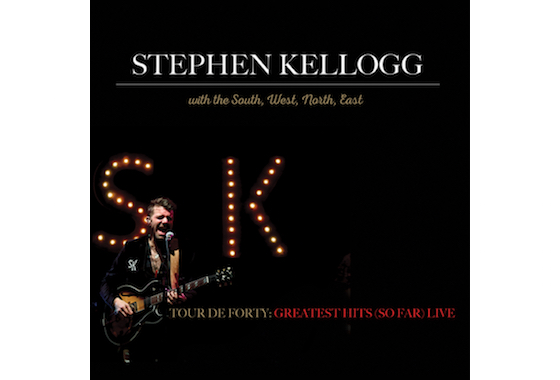 STEPHEN KELLOGG – ROAD DIARY AT 40