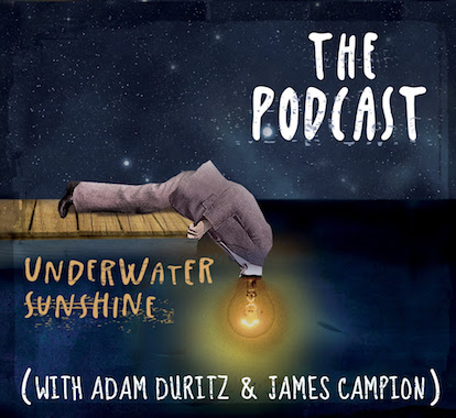 UNDERWATER SUNSHINE PODCAST