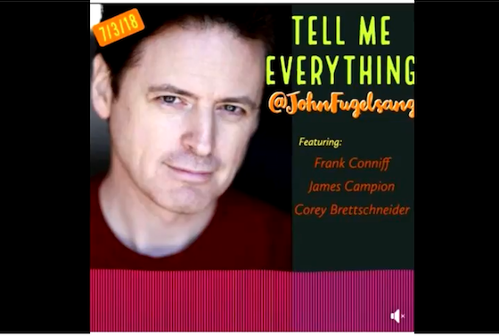 Tell Me Everything With John Fuglesang