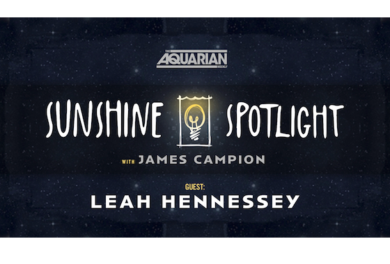 Underwater Sunshine Spotlight